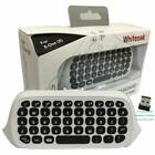 Backlit Mini Gaming Keyboard  Wireless Chat Message KeyPad for Xbox One S