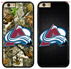 Colorado Avalanche Hard Phone Case Fits For Touch/ iPhone/ Samsung/ Sony/LG $7.46 USD on eBay
