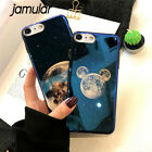 Fashion iPhone 6/6S/6Plus 7/7/8 Plus Case Cover Moon Star Blu-ray Ultra Thin