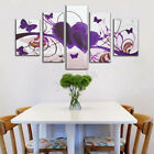 5Pcs Unframed Large Modern Art Oil Painting Canvas Picture Home Room Wall Decor