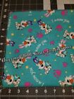 DOG CAT BANDANA Sz XS-L Over Collar EASTER  CATS IN BUNNY EARS I Meow You Blue