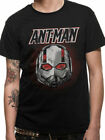 Antman and the Wasp - Vintage Mask - Black - Unisex T-shirt