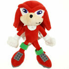 "8"" Sonic The Hedgehog Plushie Knuckles Tails Plush Doll Stuffed Animal Toy Gift"