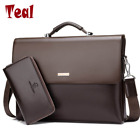 New Arrival Famous Brand Business Men Briefcase Bag Laptop Bag Briefcase