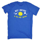 Funny Kids Childrens T-Shirt tee TShirt - Best Brother In The Solar System