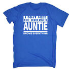 Funny Kids Childrens T-Shirt tee TShirt - I Dont Need The Internet Auntie
