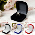 Kyпить Hi-Quality Ring Box Velvet Jewelry Showcase Wedding Proposal Engagement Box Gift на еВаy.соm