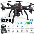 Professional 6 Axis Dual GPS Quadcopter RC Drone 2.4G WiFi FPV Wide-angle Camera