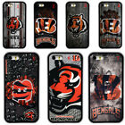 Cincinnati Bengals  Rubber Phone Case Cover For iPhone / Samsung $10.28 USD on eBay
