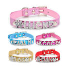 Kyпить Bling Rhinestone Small Cat Dog Collar Personalized Puppy Chihuahua Neck Collars на еВаy.соm