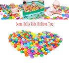 Eco-Friendly Colorful Ocean Wave Balls Pool Outdoors Baby Kids Soft Plastic Toys