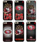 San Francisco 49ERS Hard Phone Case Cover For iPhone / Touch / Samsung / LG $8.29 USD on eBay