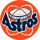 "Houston Astros Retro Vinyl Decal - You Choose Size 2""-28"" on Ebay"