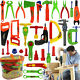 32X Plastic Simulation Repair Tool Kit for Boys Kid Children Toy Set Funny R
