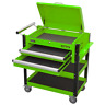 More images of Sealey AP760MHV Heavy-Duty Mobile Tool & Parts Trolley 2 Drawers & Lockable T...