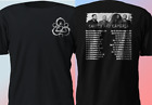 New COHEED AND CAMBRIA Tour Concert 2019 progressive Rock Black T Shirt S-4XL image