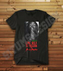 Buju Banton DJ Reggae Long Walk To Freedom Tour Summer 2019 Black Gray T-Shirt G