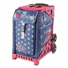 ZUCA INSERT BAG - YOUR CHOICE - ASSORTED PATTERNS (NO FRAME) NEW!!!