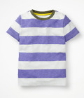 Mini Boden boys top tshirt age 2 3 4 5 6  7 8 9 10 11 12 slub washed RRP $18
