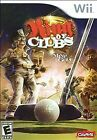 King of Clubs (Nintendo Wii, 2008) B1 DISC ONLY