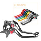 Front Long Brake Clutch Levers For TRIUMPH THRUXTON R/ SPEED TRIPLE 1050/S 2016 $35.98 USD on eBay