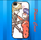 New Miraculous Ladybug and Chat Noir Pictorial Case for iPhone & Samsung