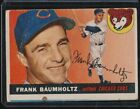1955 Topps Baseball Set Break COMPLETE YOUR SET SINGLES MOST VG TO EX / EX-MINT