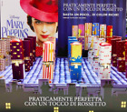 NEW LIMITED MARY POPPINS DISNEY L'OREAL COLLECTION PICK 1 LIP or THE SET OF 6