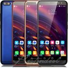 "Cheap Unlocked Large 6.0"" Android 7.0 Mobile Smart Phone Quad Core Dual Sim Gps"