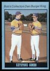 1988 Tennessee Tech Golden Eagles Baseball Set Break - Choose Players from List