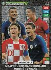 Panini Road to Euro 2020 Adrenalyn XL Rare Fans Multiple Rising Auswahl choose