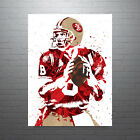 Steve Young San Francisco 49ers Poster FREE US SHIPPING $15.0 USD on eBay