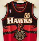 Dikembe Mutombo Atlanta Hawks Adidas Swingman Throwback Printed Jersey on eBay