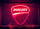Ducati LED Display Motorcycle Moto Guzzi 69 Nicky Hayden Gift Triumph Rossi Sign $20.69 USD on eBay