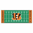 Fanmats NFL 30 Inch x 72 Inch Nylon durable Non-skid Football Field Runner Mat