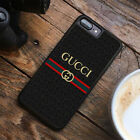 Luxury Gucci2416 style Case iPhone XS Max XR X 6 6s 7 8 Plus Cover
