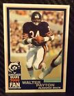 1999 Chicago Bears FAN Convention *YOU PICK* RARE CARDS - Walter Payton and More