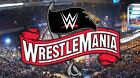 1-6 WrestleMania 36 Tickets - Tampa FL - 4/5/2020 CLUB LEVEL 200s SECTION
