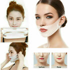 1-10PCS Face Care Contour Lifting Up V-shape Facial Moisturizing Firming Mask image