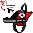 Service Dog - ESA Dog - Therapy Dog - Harness Vest K9 Patches ALL ACCESS CANINE™