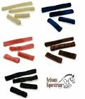 Fleece Bridle Set Sleeve For Horse Protect From Bridle Rubbing Pack Of 4 Sleeves