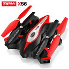 SYMA X56 Foldable Drone RC Quadcopter Gyro Headless Beginner Starter Xmas Gift