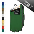 Jeep Wrangler Car Mats (1987 - 1997) Green Tailored