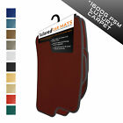 Maserati Shamal Car Mats (1989 - 1995) Burgundy Tailored