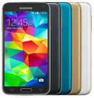 "Samsung Galaxy S5 G900F 4G Android Unlocked GSM 16GB Quad-core 5.1"" Smartphone"