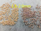 AAA 1.8-2.0mm pink/lavender seed round freshwater pearls,20 beads