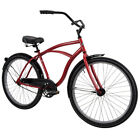 Huffy Cruiser Bikes 26 inch Good Vibrations Men's, Women's Red or Pink NEW