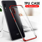 Ultra Slim Shockproof Silicone Clear Case Cover For Xiaomi Redmi Note 7 & 7 Pro