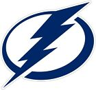 "Tampa Bay Lightning NHL Vinyl Decal - You Choose Size 2""-28"" $4.99 USD on eBay"