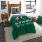 Dallas Stars The Northwest Company NHL Draft Twin Comforter Set Multiple Sizes $75.34 USD on eBay